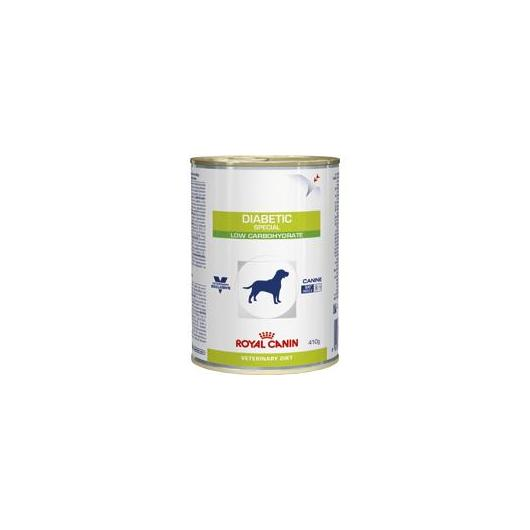 Royal Canin DIABETIC LOW CARB 12x410 gr.