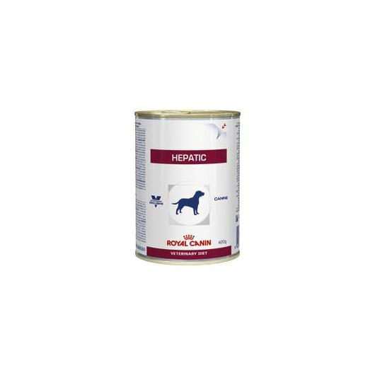 Royal Canin HEPATIC 12x420 gr.