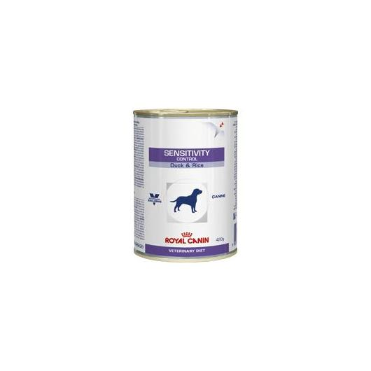 Royal Canin Sensitivity Control Duck & Rice (Canard) 12 x 420 g