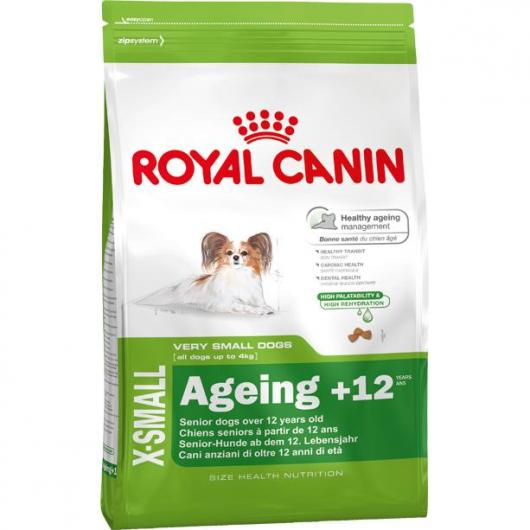 Royal Canin X-Small Ageing +12 (Chiens seniors + 12ans)