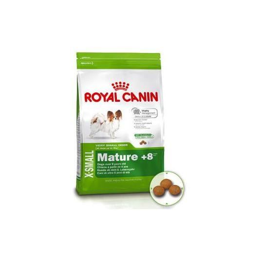 Royal Canin X-Small Mature 8+ (Chiens + 8ans)