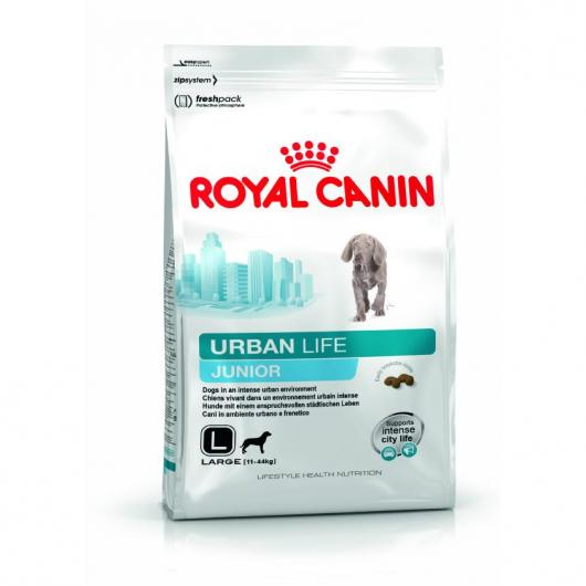 Royal Canin Urban Life Junior L (Croquettes Chiot)
