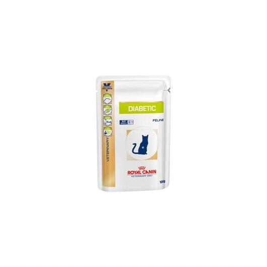 Royal Canin Cat DIABETIC 12x100g