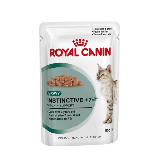 Royal Canin Wet Instinctive +7 - 12x85gr