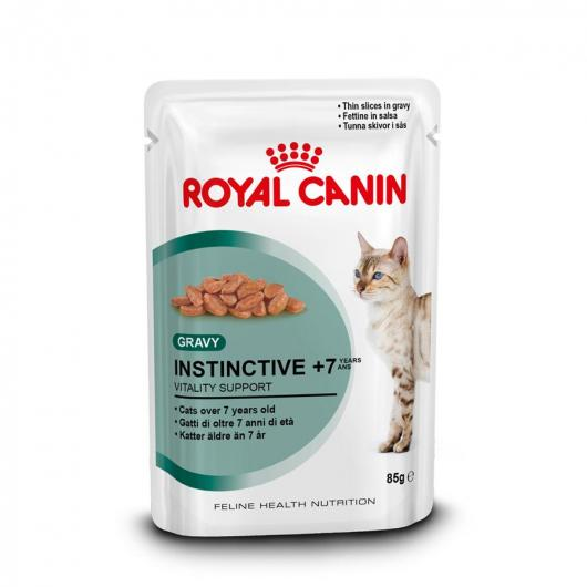 Royal Canin Instinctive +7 in Jelly 12x85gr