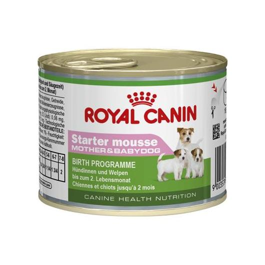 Royal Canin Wet Starter Mousse 12x195gr