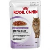 Royal Canin Sterilised in Jelly 12x85gr