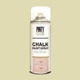 Pintura a la tiza / Chalk paint en Spray - Piedra, 400 ml