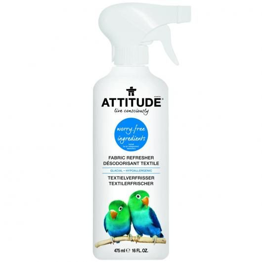 Pulitore di tessuti eco freschezza glaciale in spray Attitude, 475 ml