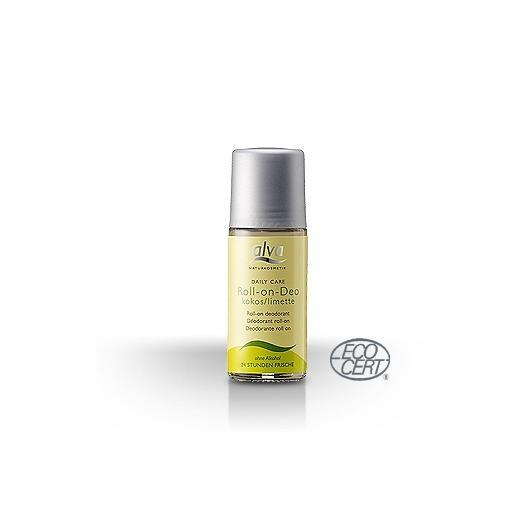 Deodorante Roll On cocco e limone Alva, 50 ml