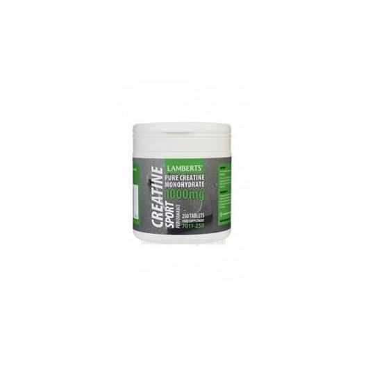 Creatina tableta Lamberts, 1000 mg