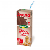 Bebida de Avena Choco Calcio NaturGreen, 200 ml