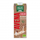Boisson à l'Avoine Choco Calcium NaturGreen, 1L