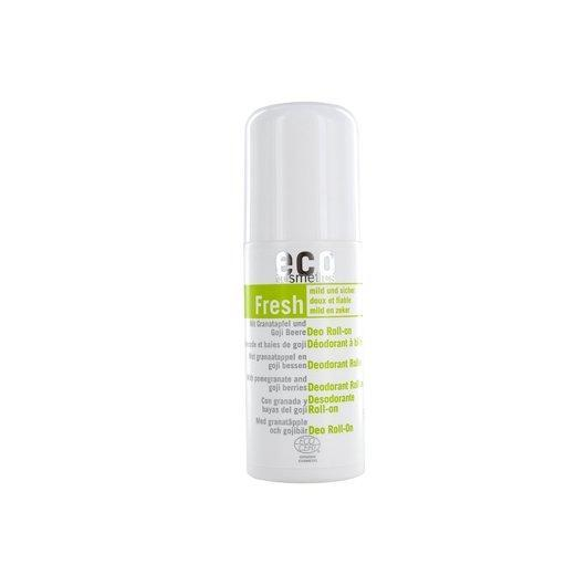 Deodorante Roll On Melograno - Goji, EcoCosmetics 50ml