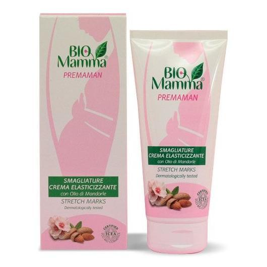 Creme preventivo anti estrías Bio Mamma, 150 ml