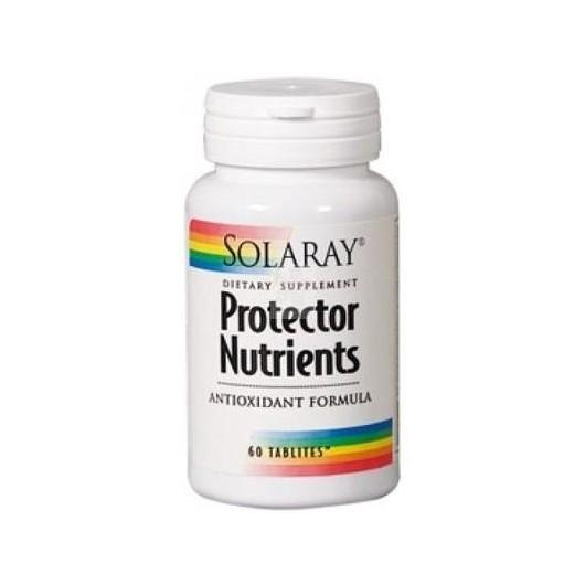 Protector Nutrients Solaray, 60 comprimés