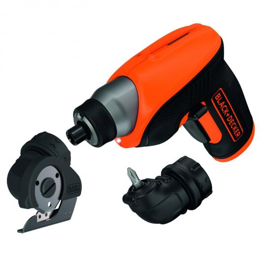 Avvitatore 3.6 V Li Black & Decker