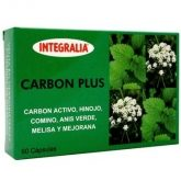 Carbón Plus Integralia, 60 cápsulas