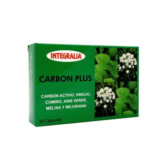 Carbone Plus Integralia, 60 capsule
