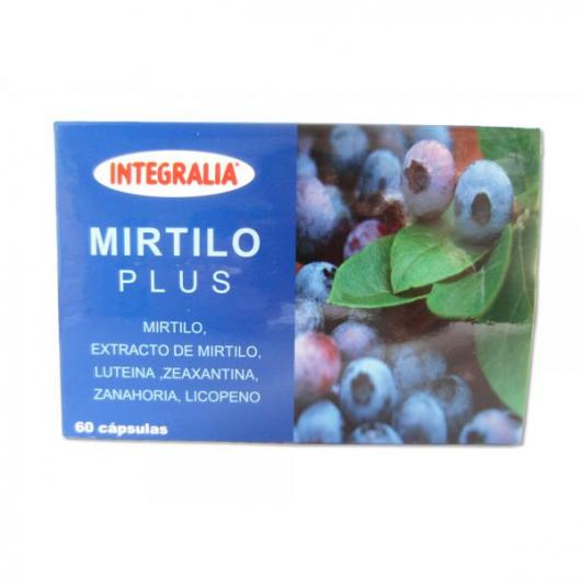Mirtillo Plus Integralia, 60 capsule