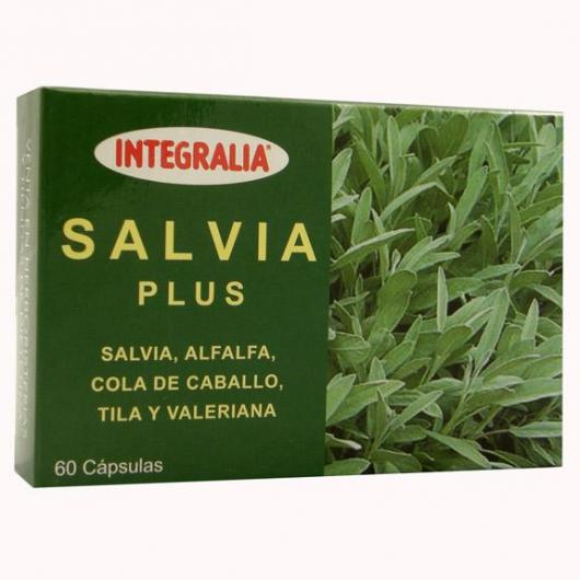 Salvia Plus Integralia, 60 cápsulas
