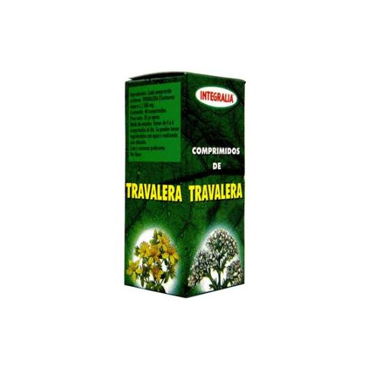 Travalera Integralia, 60 compresse