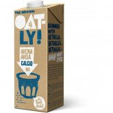 Oatly Bio calcium oat drink 1ltr