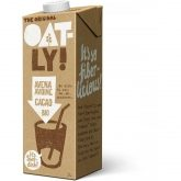 BEBIDA AVENA CHOCOLATE OATLY BIO, 1 L