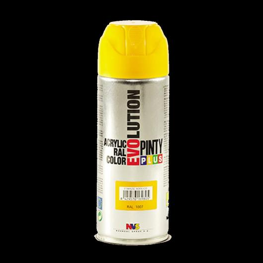 Pintura en Spray Evolution Negro Mate, 400 ml