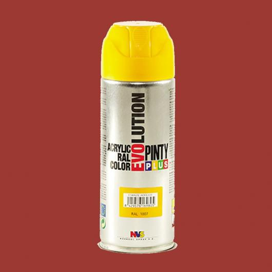 Pintura en Spray Evolution Rojo Fuego, 400 ml