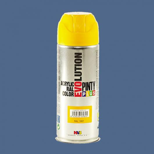 Pittura Spray Evolution Blu Marino, 400 ml