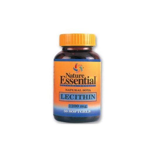 Lecitina Di Soia 1200 mg Nature Essential, 50 perle