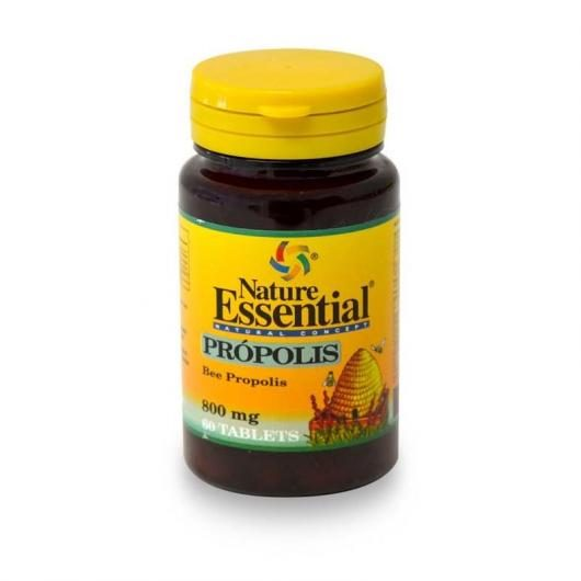 Propolis 800 mg Nature Essential, 60 Tabletas