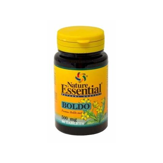 Boldo 500 mg Nature Essential, 60 comprimidos