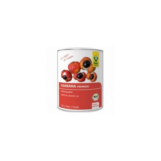Guaranà in polvere BIO Raab, 140 g