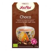 Yogi Tea chocolate, 17 saquinhos
