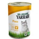 Yarrah tinned cat foor with chicken 400g