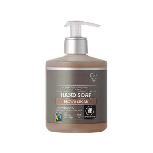 jabon de manos Brown sugar Urtekram, 380 ml