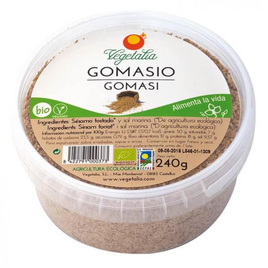 Gomasio in Terrina Vegetalia 240 gr