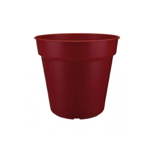 Pot de fleurs Green Basics rouge