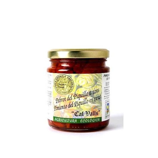 Peperoncino a filetto ECO Cal Valls, 200 g