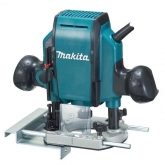 Fresadora de superficie Makita RP0900 900 W 6 y 8 mm