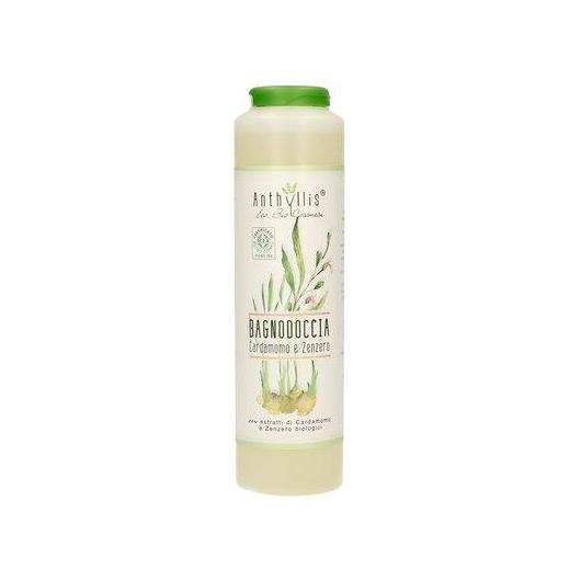 Gel da doccia BIO Carmamomo e Ginger  Anthyllis, 250 ml