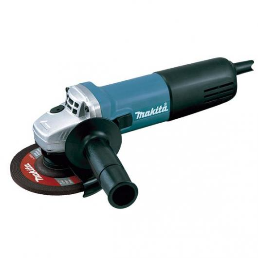 Mini amoladora Makita 9558NBR 840 W 125 mm