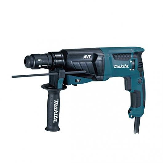 Martillo ligero Makita HR2631FT 800 W 26 mm