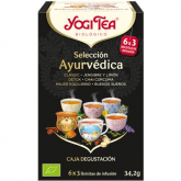 Yogi Tea BIO Finest Selection, 18 sachets variés
