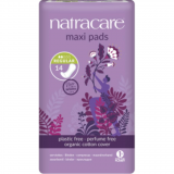 Compresa regular sin alas Natracare 14 uds