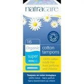Tampone super con applicatore bio Natracare 16 uds