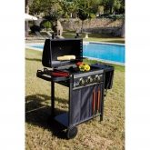 Barbecue a gas Habitex Bontempo 117