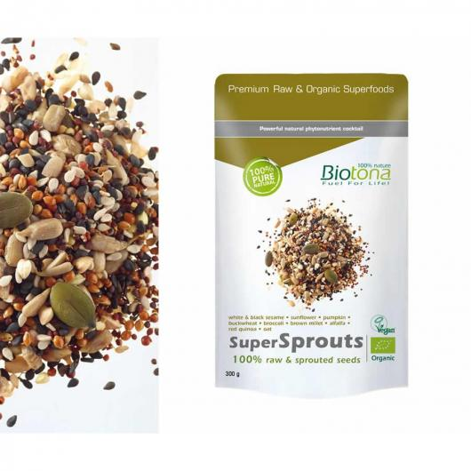 SuperSprouts semi BIO Biotona, 300 g
